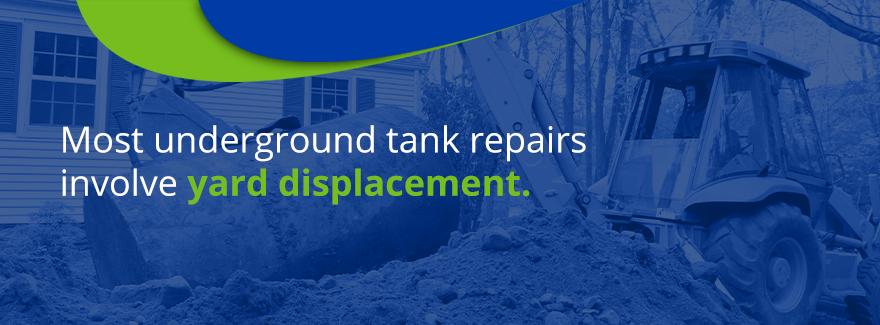 02-Underground Oil Tank Installation