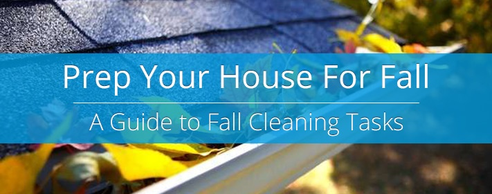 Prep Your House for Fall