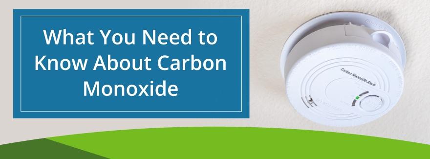 carbon monoxide guide