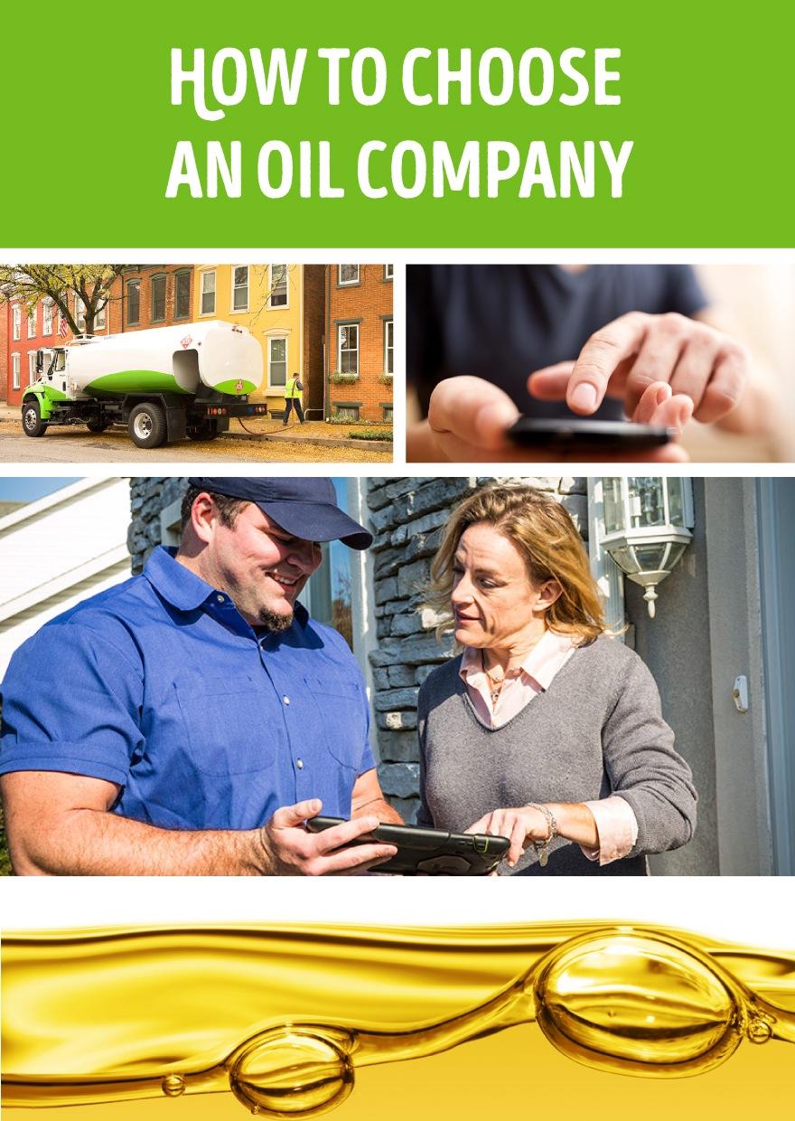 choose oil company