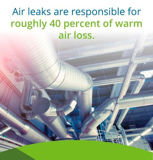 stop air leaks