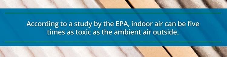 toxic indoor air