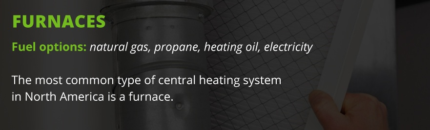 what are furnaces