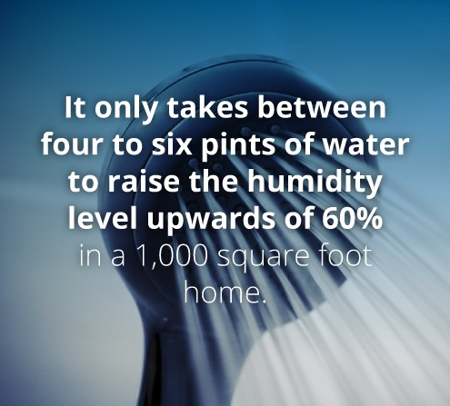 shower humidity