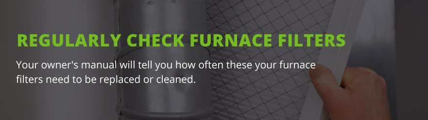 check furnace filters