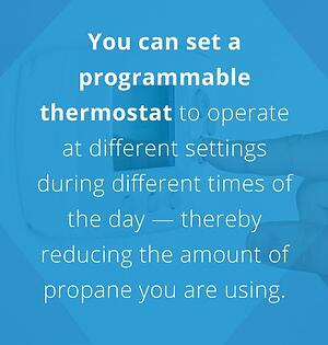programmable themostat