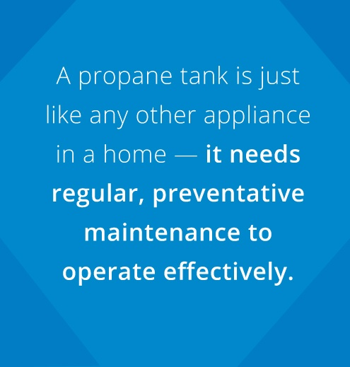 tank maintenance