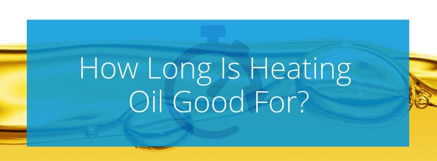 oil shelf life