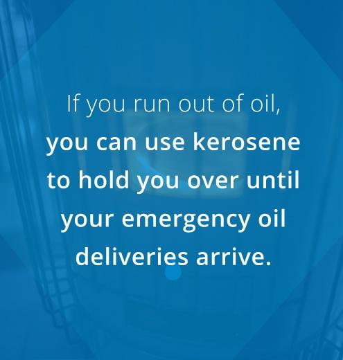 use kerosene