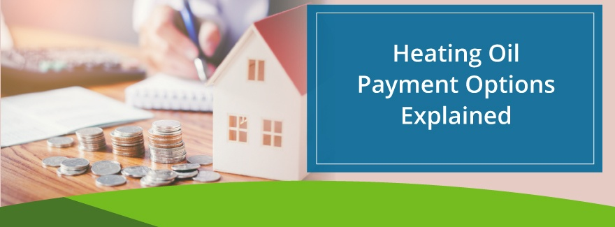 heating oil payment types