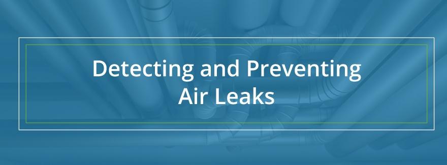 prevent air leaks