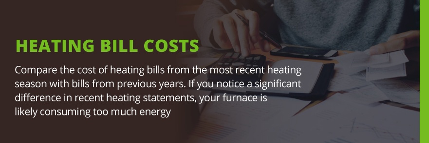 heating bill