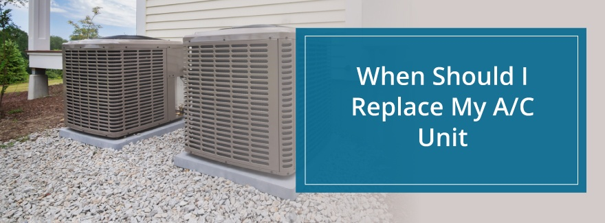 when to replace ac