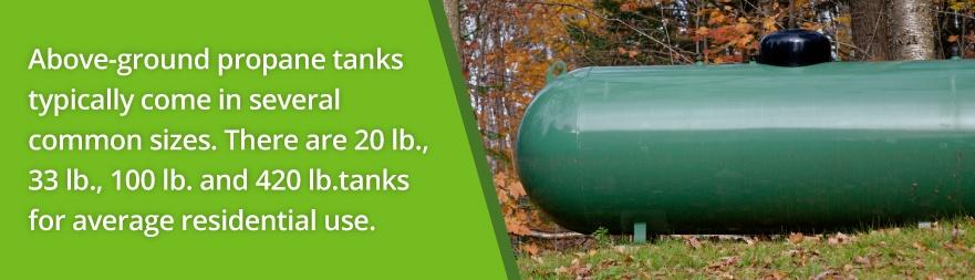 propane tanks