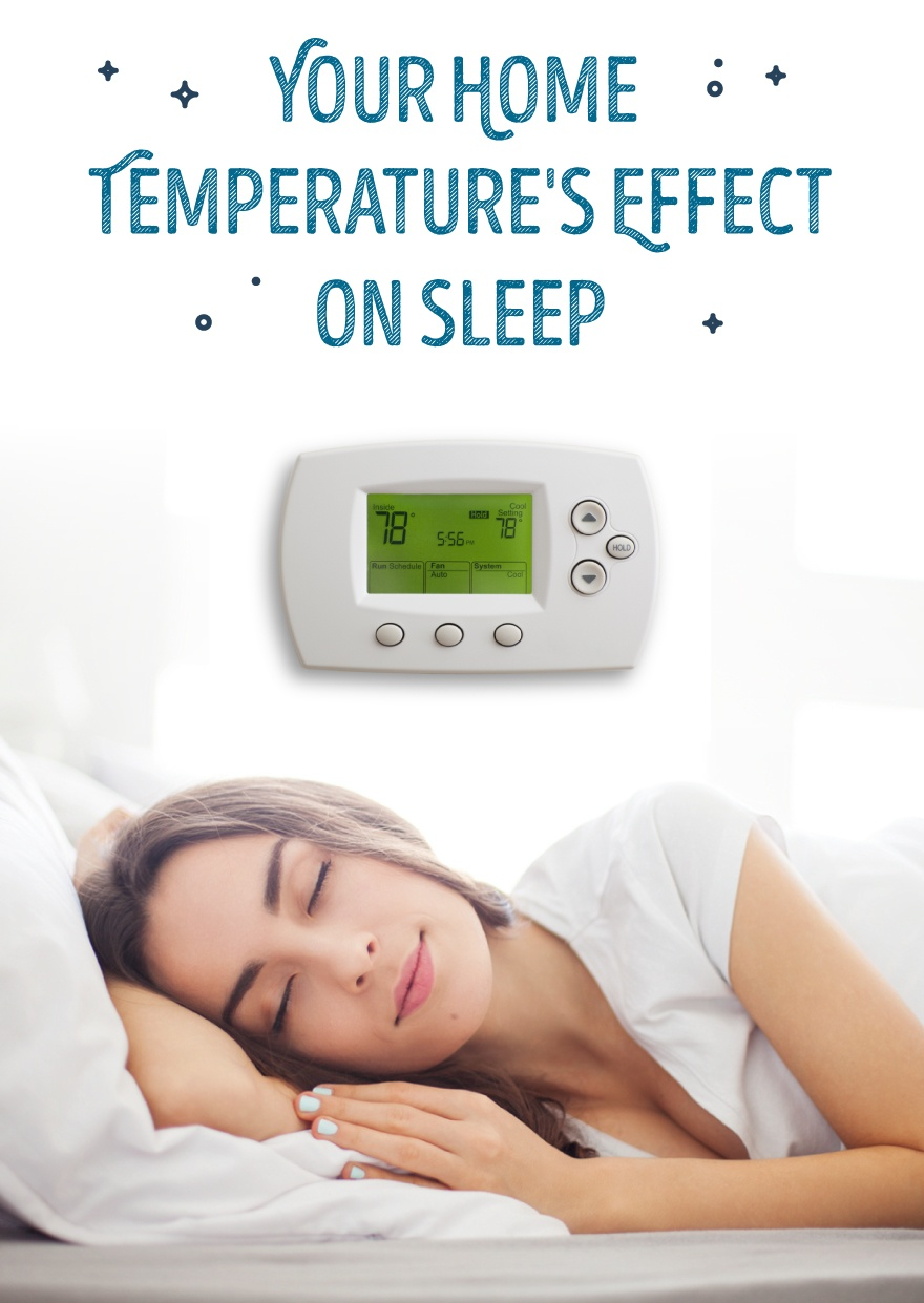 temperature and sleep