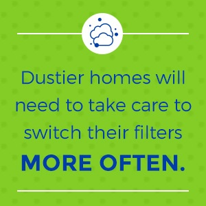 home dust filters