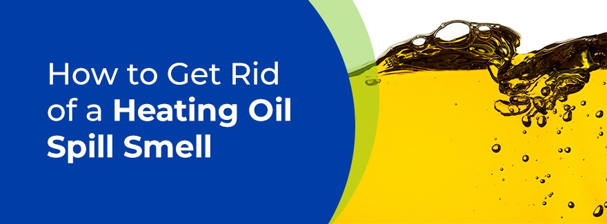 How To Get Rid of Heating Oil Smell
